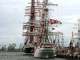 G.Kubiliūtės nuotr./Klaipėdoje daugėja ir laivų, ir žmonių.
