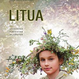 """15min.lt iliustracija/Algirdo Patacko knyga """"Litua"""""""