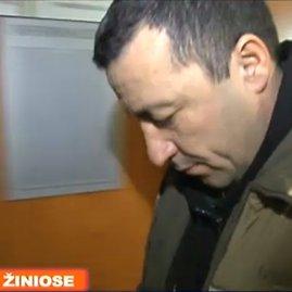 Kadras iš LNK žinių/Komildžanas Umarovas
