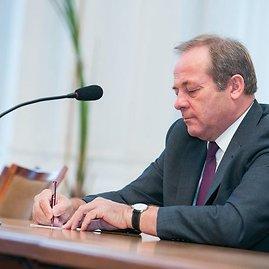 Romas Adomavičius Vilniaus apygardos teisme