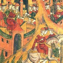 Ivano Žiauriojo kariuomenė įsiveržia į Lietuvą