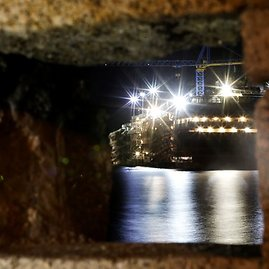 """""""Costa Concordia"""" laivas"""