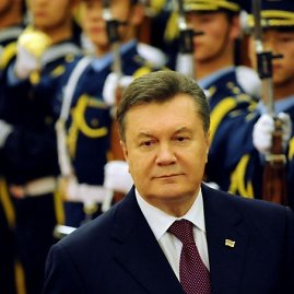 """AFP/""""Scanpix"""" nuotr./Ukrainos prezidentas Viktoras Janukovyčius"""