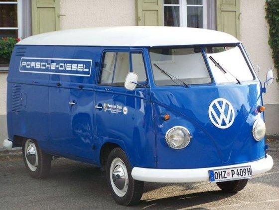 Wikimedia Commons nuotr./Volkswagen furgonas.
