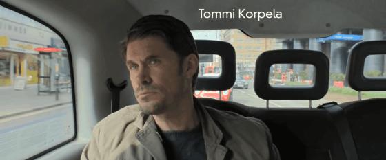 Stop kadras/Tommi Korpela