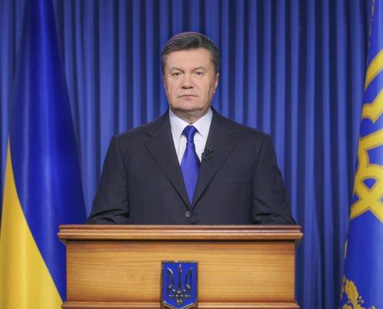 """""""Reuters""""/""""Scanpix"""" nuotr./Ukrainos prezidentas Viktoras Janukovyčius"""