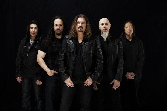 """Grupės achyvo nuotr./""""Dream Theater"""""""