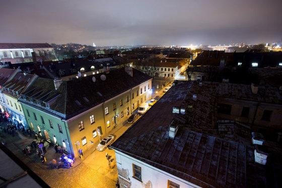 Vakaras Kaune