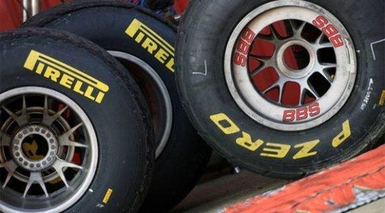 """Gamintojo nuotr./""""Pirelli P-Zero"""" padanga"""