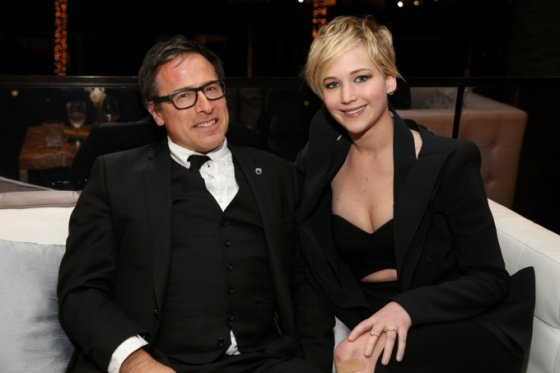 Davidas O.Russellas ir Jennifer Lawrence