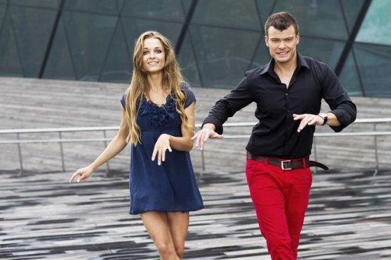 TV3 nuotr./Milana Jašinskytė-Pankevičienė ir Mindaugas Rainys