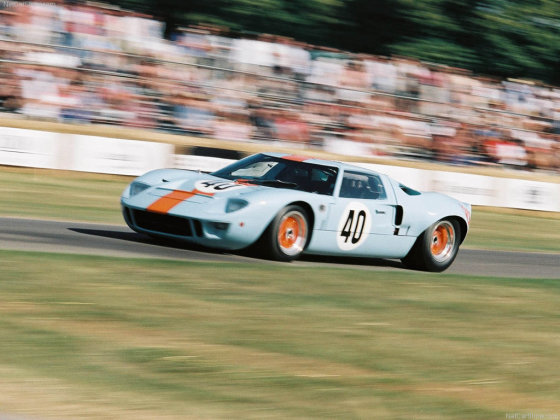 """Gamintojo nuotr./""""Ford GT"""""""