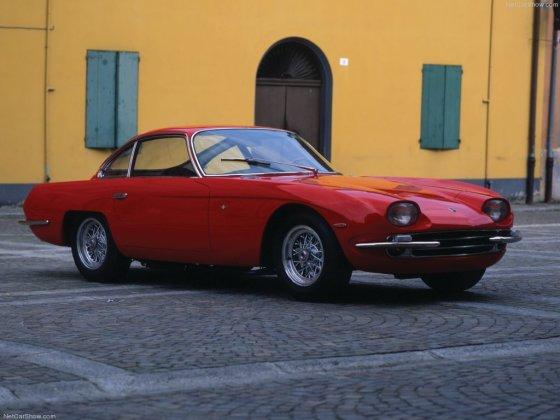"""Gamintojo nuotr./1964-ųjų """"Lamborghini 350GT"""""""