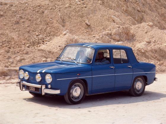 """Gamintojo nuotr./1967-ųjų """"Renault 8 Gordini"""""""