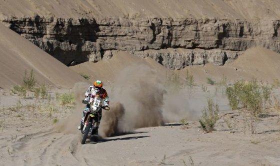 Šeštas Dakaro ralio etapas
