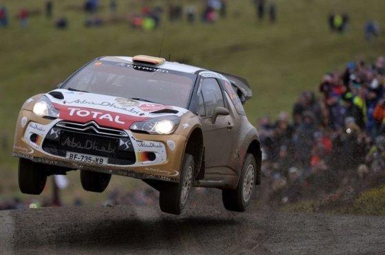 WRC ralis Didžiojoje Britanijoje
