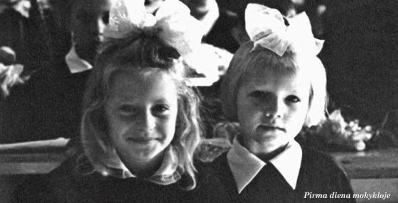 grybauskaite2014.lt nuotr./Pirmoji D.Grybauskaitės diena mokykloje