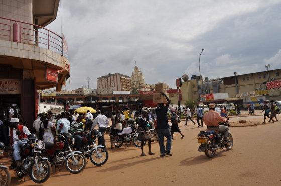 M.Vadišio nuotr./Kampala