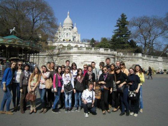A.Zmitros nuotr./Visa kelionės autobusu grupė