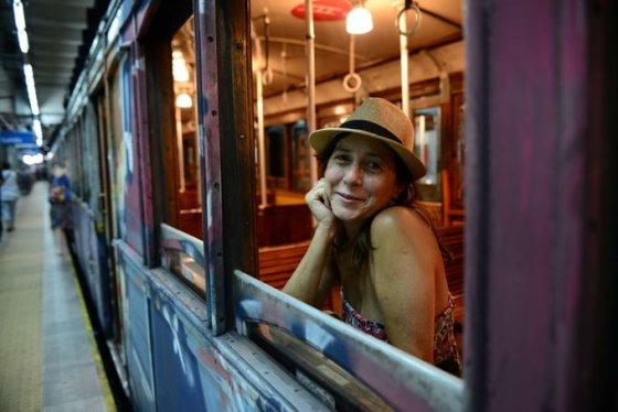 """""""Scanpix"""" nuotr./""""The Telegraph"""" pasaulį siūlo pažinti keliaujant traukiniais"""