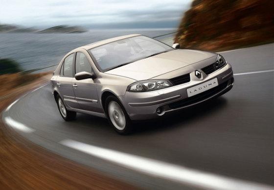 """Renault"" nuotr./""Renault Laguna"""