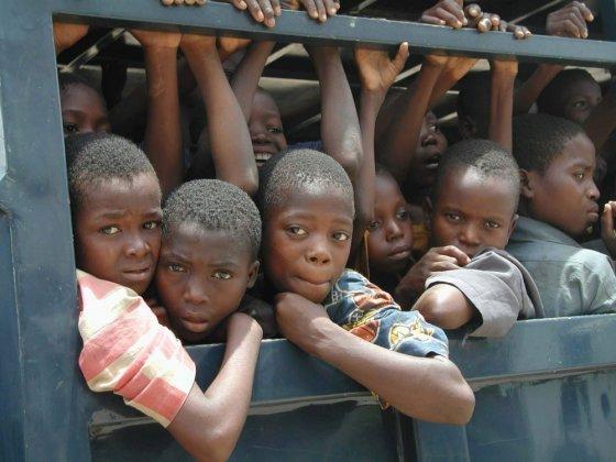 """""""Scanpix"""" nuotr./Pusė prekybos žmonėmis aukų yra vaikai"""