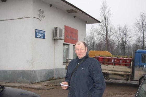 Ūkininką V.Morkų šiurpina policijos neprofesionalumas ir abejingumas