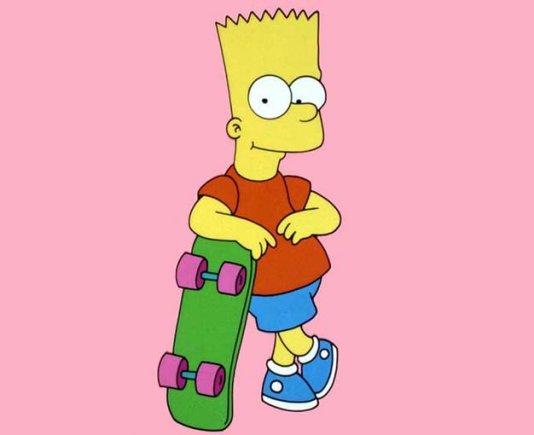 Bartas Simpsonas
