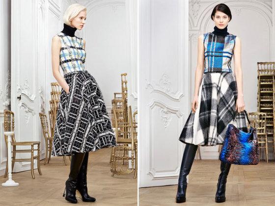 Dior.com nuotr. Dior katalogo modeliai.