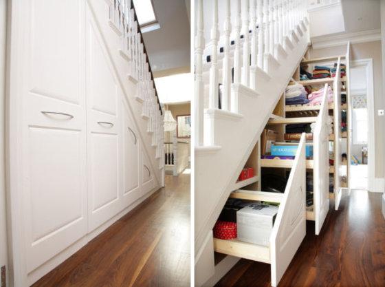 Laiptai-lentynos