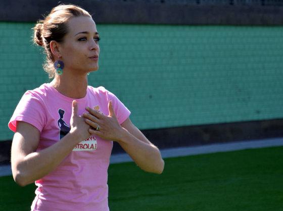 U19.lt nuotr./Milana Jašinskytė-Pankevičienė