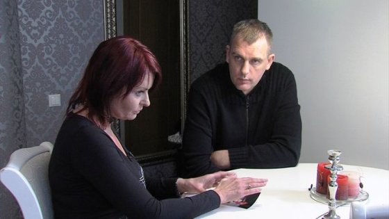 TV3 nuotr./Gintaras Einikis ir Irina