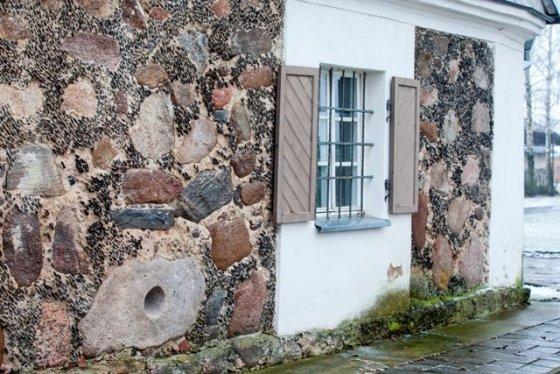 Žydrūno Budzinausko nuotr./Baltų šventvietės akmuo Naisiuose