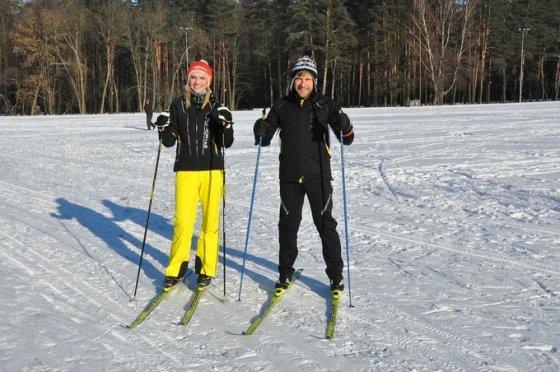 TV6 nuotr./Benediktas Vanagas ir Vlada Musvydaitė