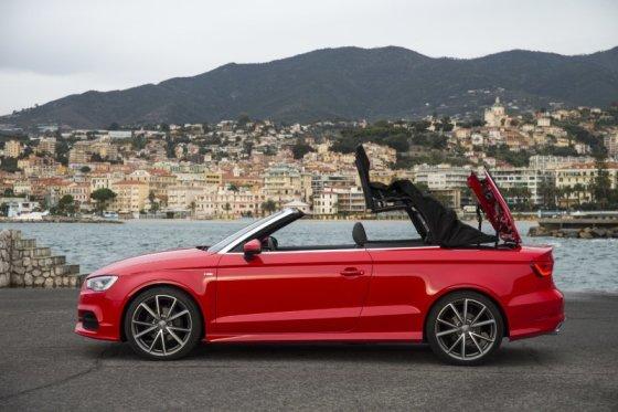 """Audi"" nuotr./""Audi S3 Cabrio"""