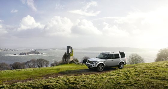 """Land Rover"" nuotr./""Land Rover Discovery XXV"""