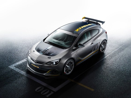 """""""Opel"""" nuotr./""""Opel Astra OPC EXTREME"""""""