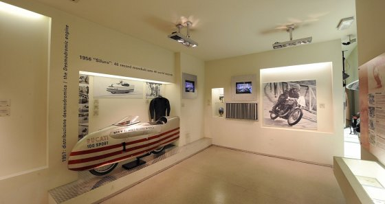"""Ducati"" nuotr./""Ducati"" muziejus"
