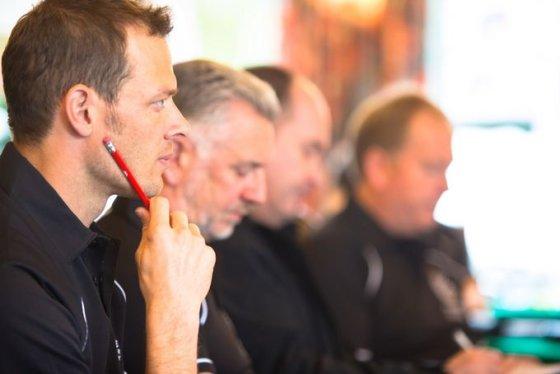 Organizatorių nuotr./Antroji FIA akademijos stovykla