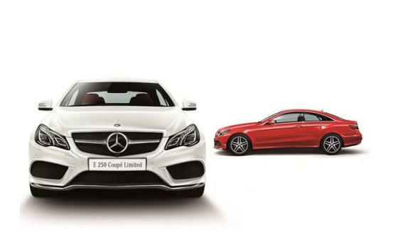 """""""Mercedes"""" nuotr./""""E250 Coupe Limited"""""""