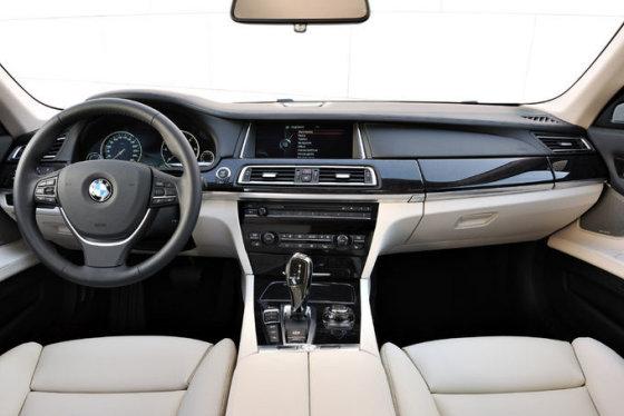 """""""BMW"""" nuotr./Septintosios serijos BMW"""