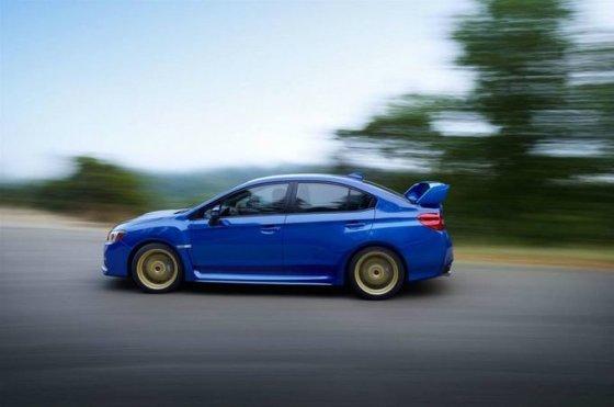 """""""Subaru"""" nuotr./""""Subaru WRX STI"""""""