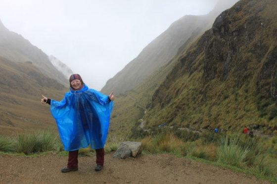 Camino Inka.