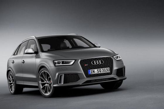 "(""Audi"" nuotr.)/""Audi RS Q3"""