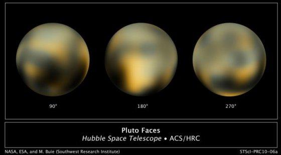 NASA nuotr./Plutonas