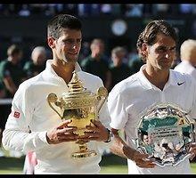 Nuostabiame Vimbldono finale Novakas Džokovičius nugalėjo Rogerį Federerį  Skaitykite daugiau: http://www.15min.lt/deuce/galerija/nuostabiame-vimbldono-finale-novakas-dzokovicius-nugalejo-rogeri-federeri-53943#ixzz3Llpl9rJC  Follow us: @15minlt on Twitter