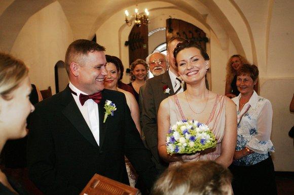 Nuotr. Dariaus Tarėlos/Kęstučio Jakato ir Viktorijos Streičos vestuvės