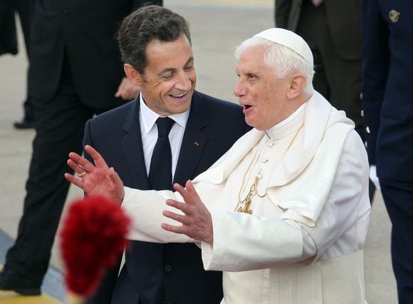 Папа Римский прибыл во Францию - Форумы inFrance - Франция по-русски