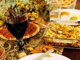 Photos.com nuotr./Šventinis stalas