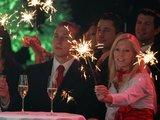 """""""Scanpix"""" nuotr./Verslininkai Aivaras Stumbrys ir Inga Paksaitė-Stumbrienė švenčių metu apsilanko populiariuose vakarėliuose."""